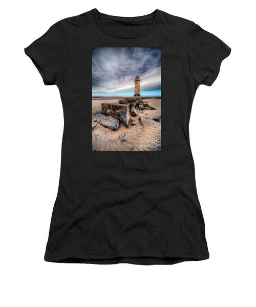 Lighthouse At Talacre  Women's T-Shirt
