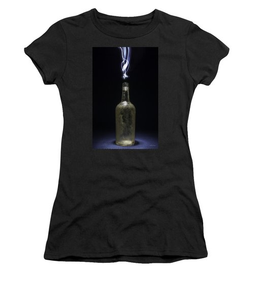 Lighting By The Quart - Light Painting Women's T-Shirt (Athletic Fit)