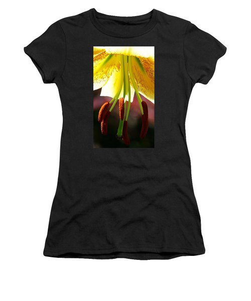 Lily Chandelier Women's T-Shirt