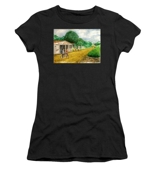 Limon Costa Rica Women's T-Shirt