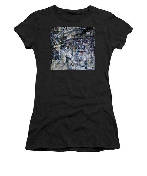 Listening Women's T-Shirt