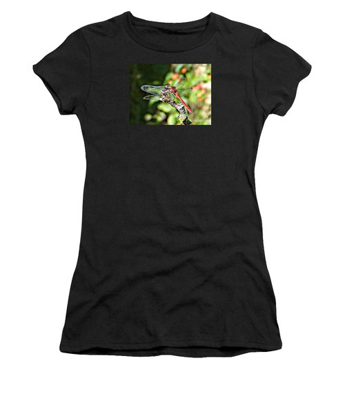Little Dragonfly Women's T-Shirt (Athletic Fit)