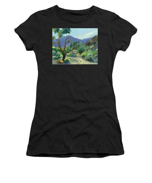 Stately Desert Tree - Spring Commeth Women's T-Shirt
