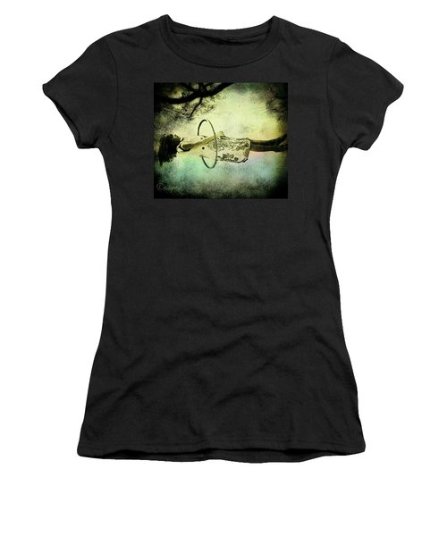 Living In The Fear Women's T-Shirt