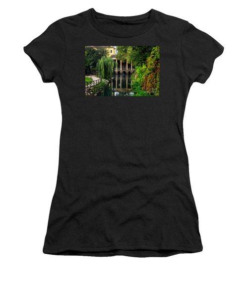 Loggia Valmarana On The Seriola Women's T-Shirt