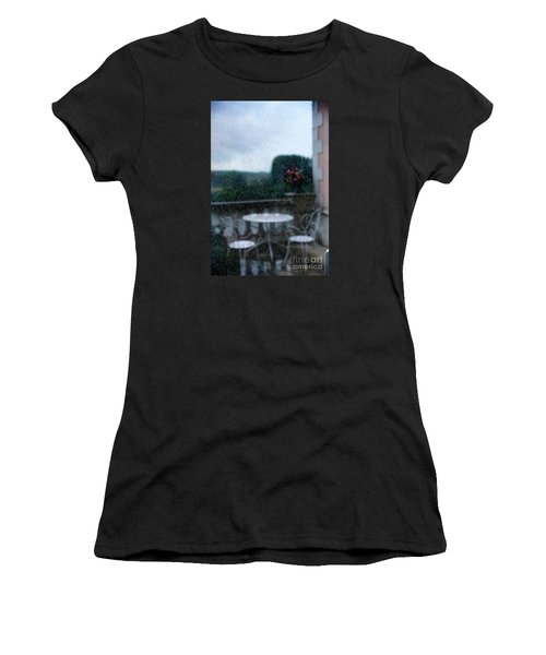 Loire Valley View Women's T-Shirt (Junior Cut) by Madeline Ellis