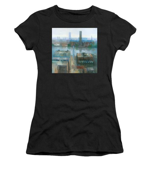 London Cityscape Women's T-Shirt