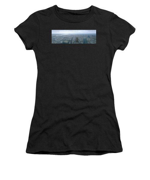 London Skyline Cityscape Women's T-Shirt