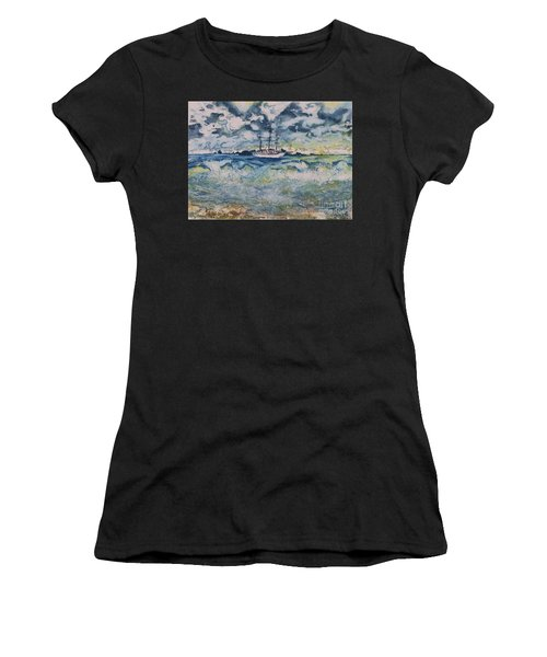 Lone Vessel  Women's T-Shirt