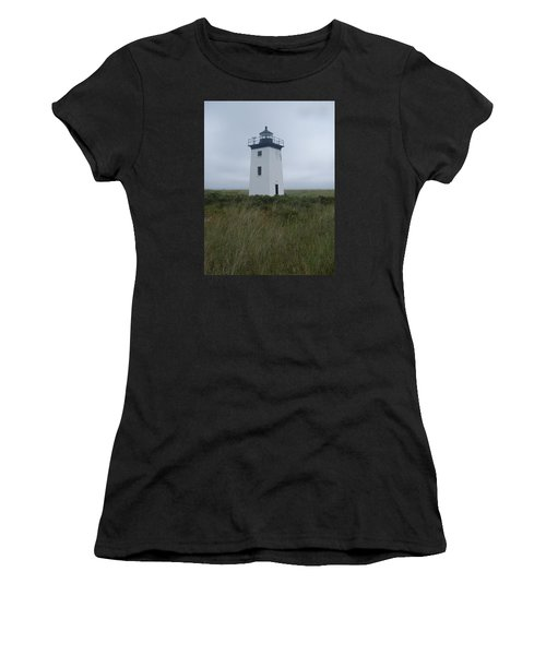 Longpoint Lighthouse Women's T-Shirt (Athletic Fit)