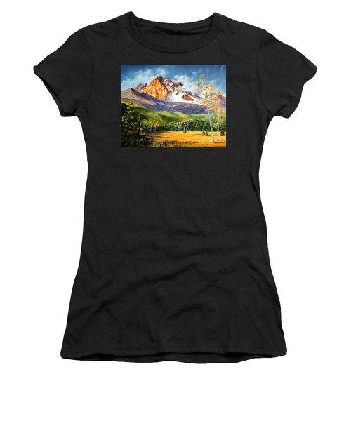 Longs Shadows Women's T-Shirt (Athletic Fit)