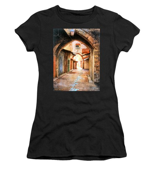 Look Who Is Coming Women's T-Shirt