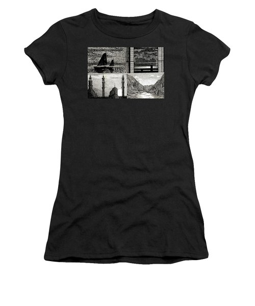 Looking East Women's T-Shirt