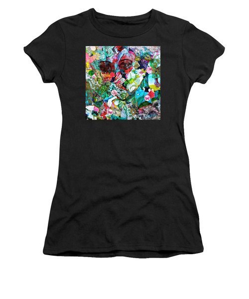 Looking Through Women's T-Shirt