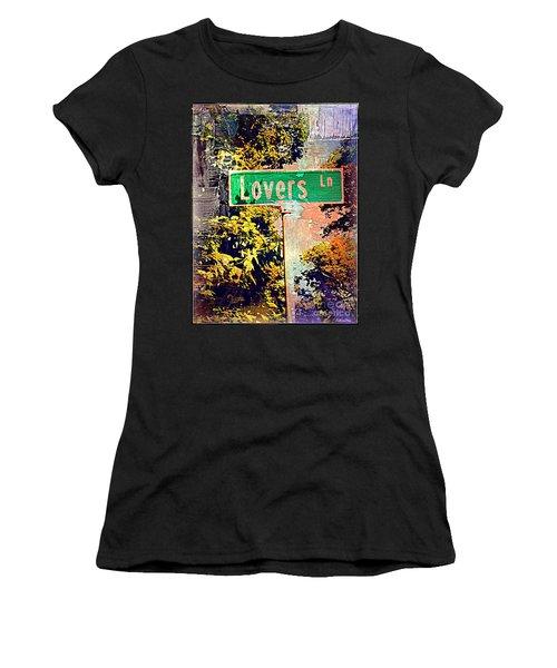 Lovers Lane Women's T-Shirt (Athletic Fit)