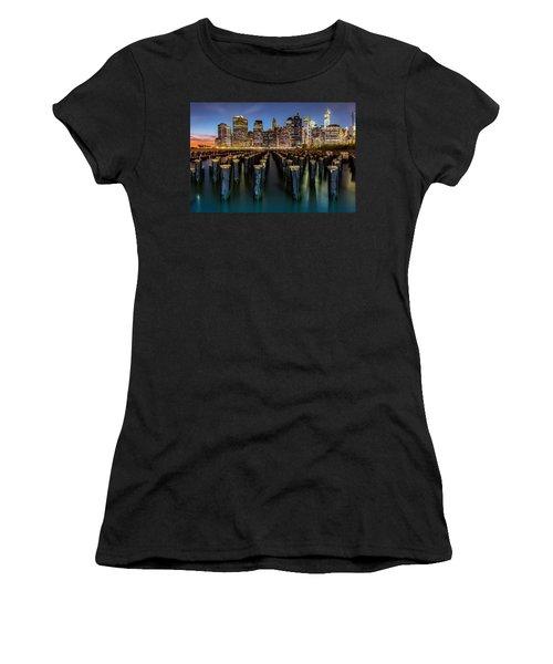 Lower Manhattan Women's T-Shirt