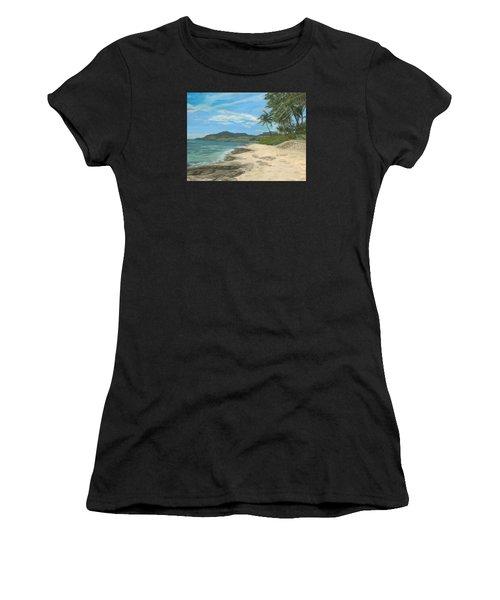 Lualualei Beach Women's T-Shirt