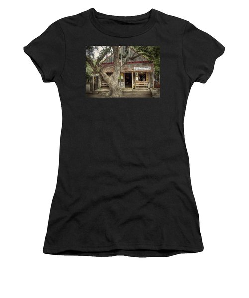 Luckenbach 2 Women's T-Shirt (Athletic Fit)