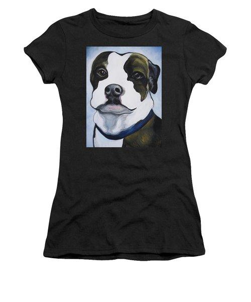 Lugnut Portrait Women's T-Shirt (Athletic Fit)