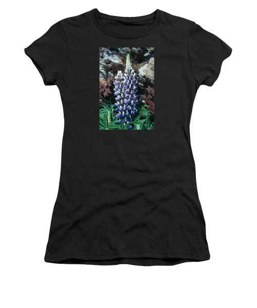 Lupine 2 Women's T-Shirt (Athletic Fit)