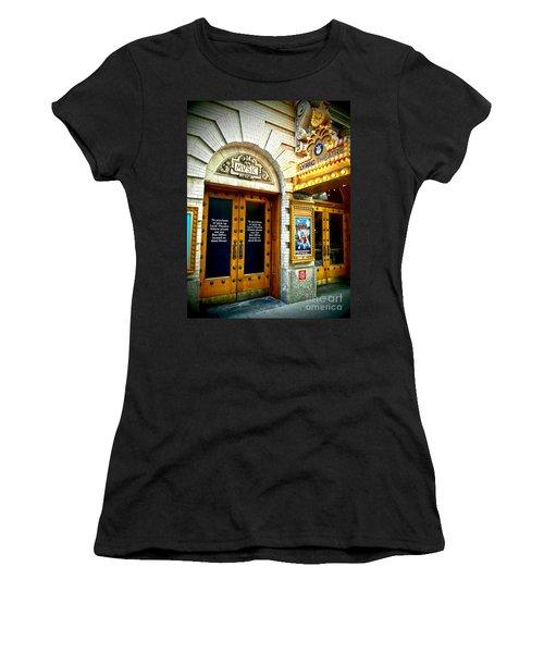 Lyric Theatre - Music Women's T-Shirt (Athletic Fit)