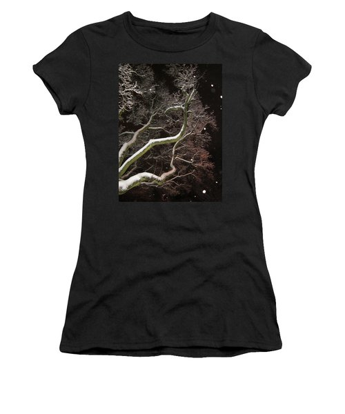 Magic Tree Women's T-Shirt (Athletic Fit)