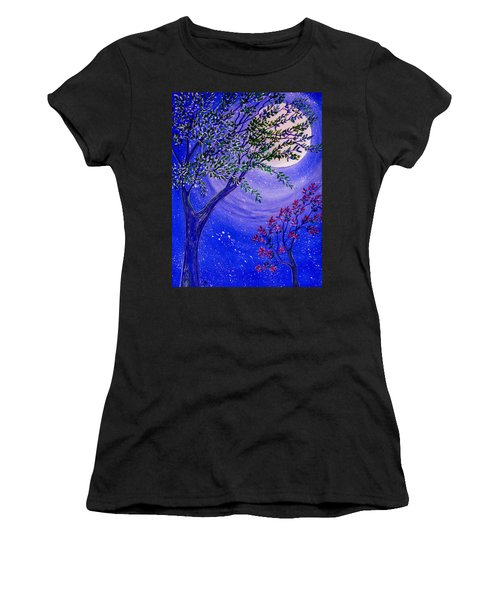 Magical Spring Women's T-Shirt (Athletic Fit)