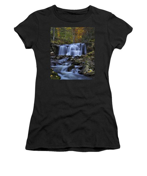Magnificent Waterfall Women's T-Shirt