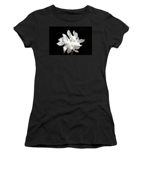 Magnolia Blossom Women's T-Shirt (Athletic Fit)