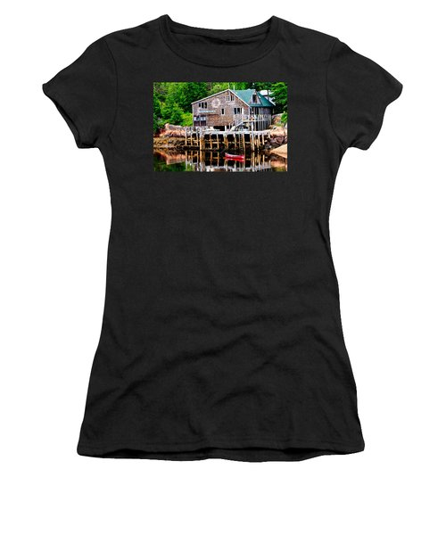 Maine Scene Women's T-Shirt