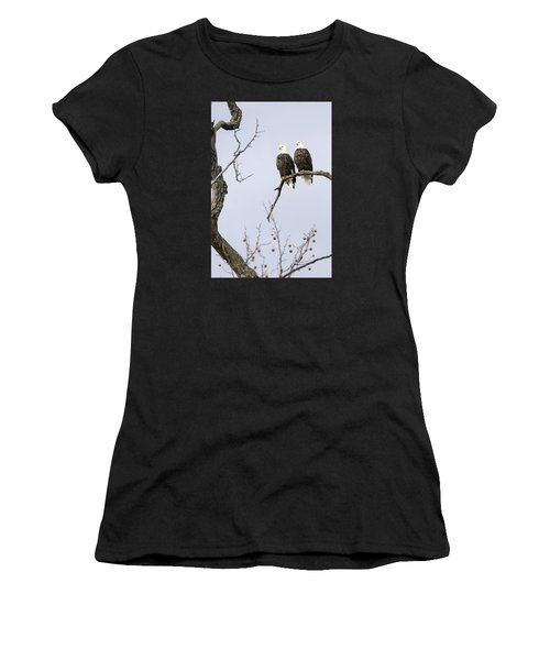 Majestic Beauty 1 Women's T-Shirt (Athletic Fit)