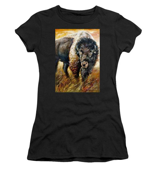 Majestic Legacy Women's T-Shirt (Athletic Fit)
