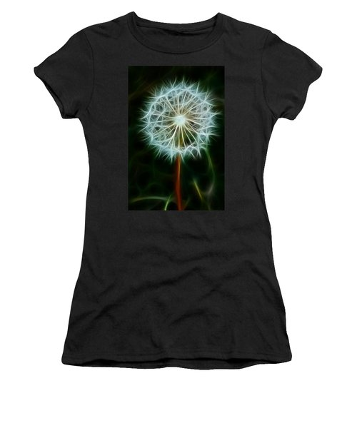 Make A Wish Women's T-Shirt (Junior Cut)