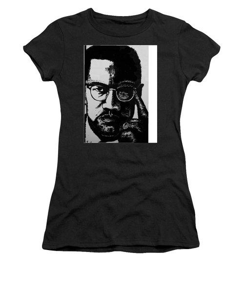 Malcom X Women's T-Shirt