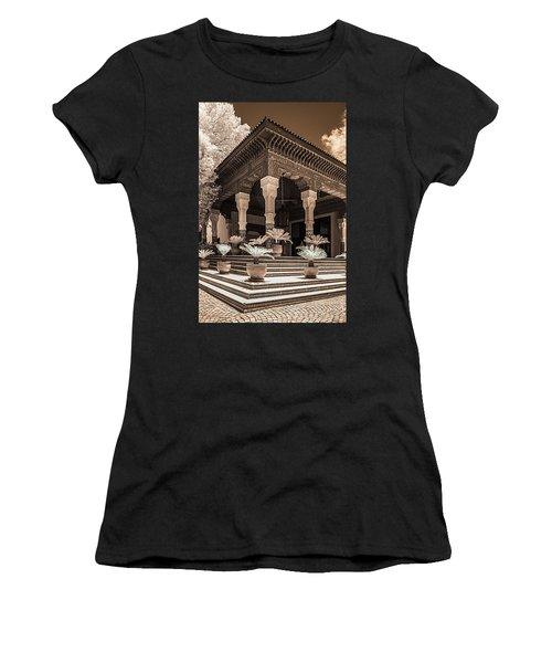 Mamounia Hotel In Marrakech Women's T-Shirt