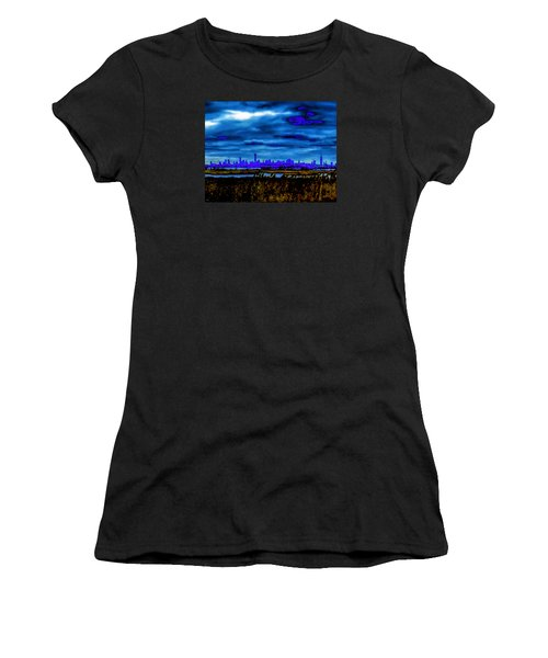 Manhattan Project Women's T-Shirt (Athletic Fit)