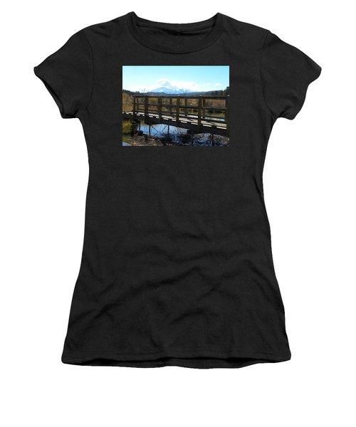 Lake Manitou Sp Woodland Park Co Women's T-Shirt