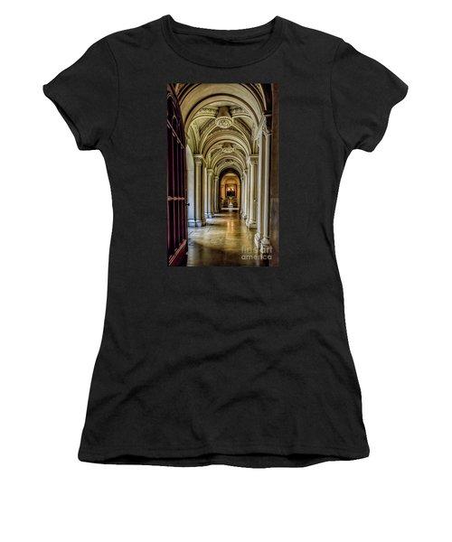 Mansion Hallway Women's T-Shirt