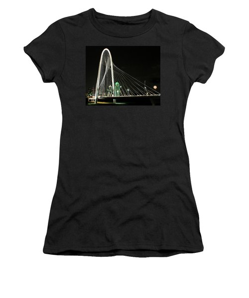 Margaret Hunt Hill Bridge Women's T-Shirt