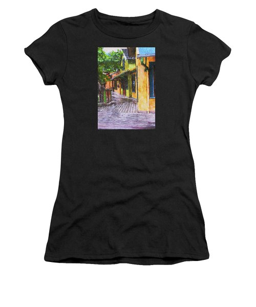 Jimmy Buffet's Margaritaville Women's T-Shirt (Athletic Fit)