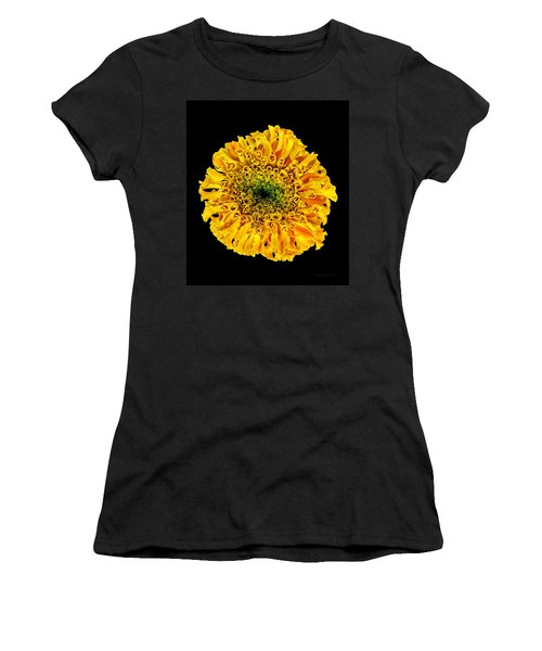 Marigold Women's T-Shirt (Athletic Fit)
