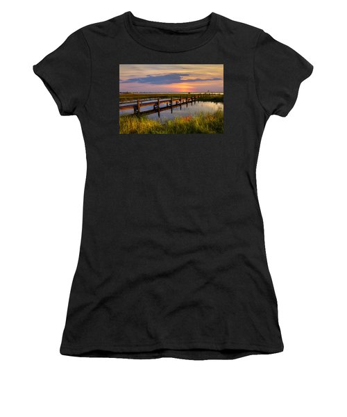 Marsh Harbor Women's T-Shirt