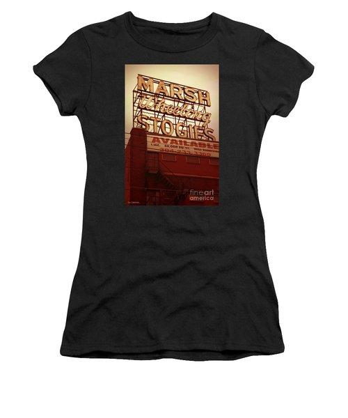 Marsh Stogies Sign Women's T-Shirt