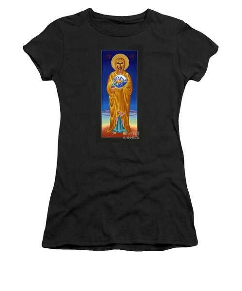 Mary Most Holy Mother Of All Nations 080 Women's T-Shirt