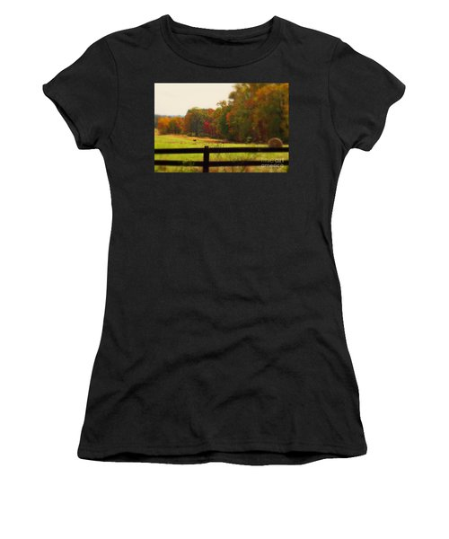 Maryland Countryside Women's T-Shirt (Athletic Fit)