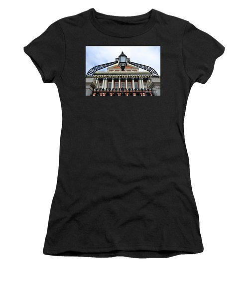 Massachusetts State House Women's T-Shirt