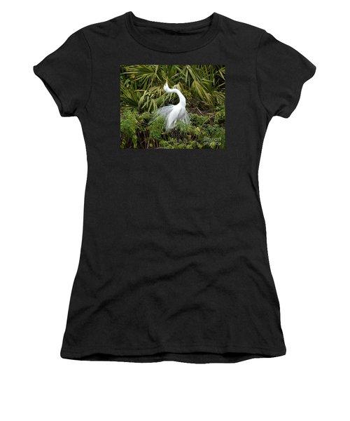 The Devine Ms E Women's T-Shirt (Athletic Fit)