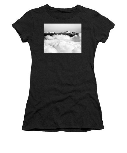 Mauna Kea Women's T-Shirt (Athletic Fit)