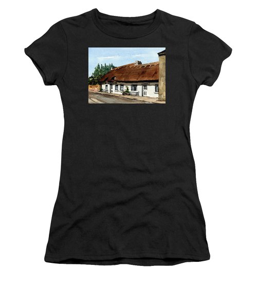F 709 Mcdonaghs Pub  Oranmore Galway Women's T-Shirt