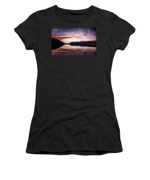 Mcdonald Palette Women's T-Shirt (Athletic Fit)